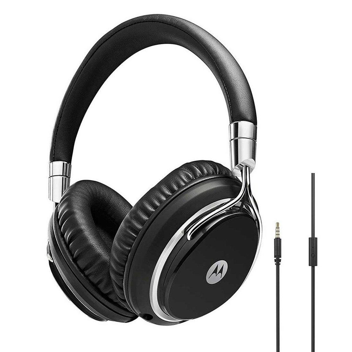 Audífonos Pulse M Series Negro Motorola