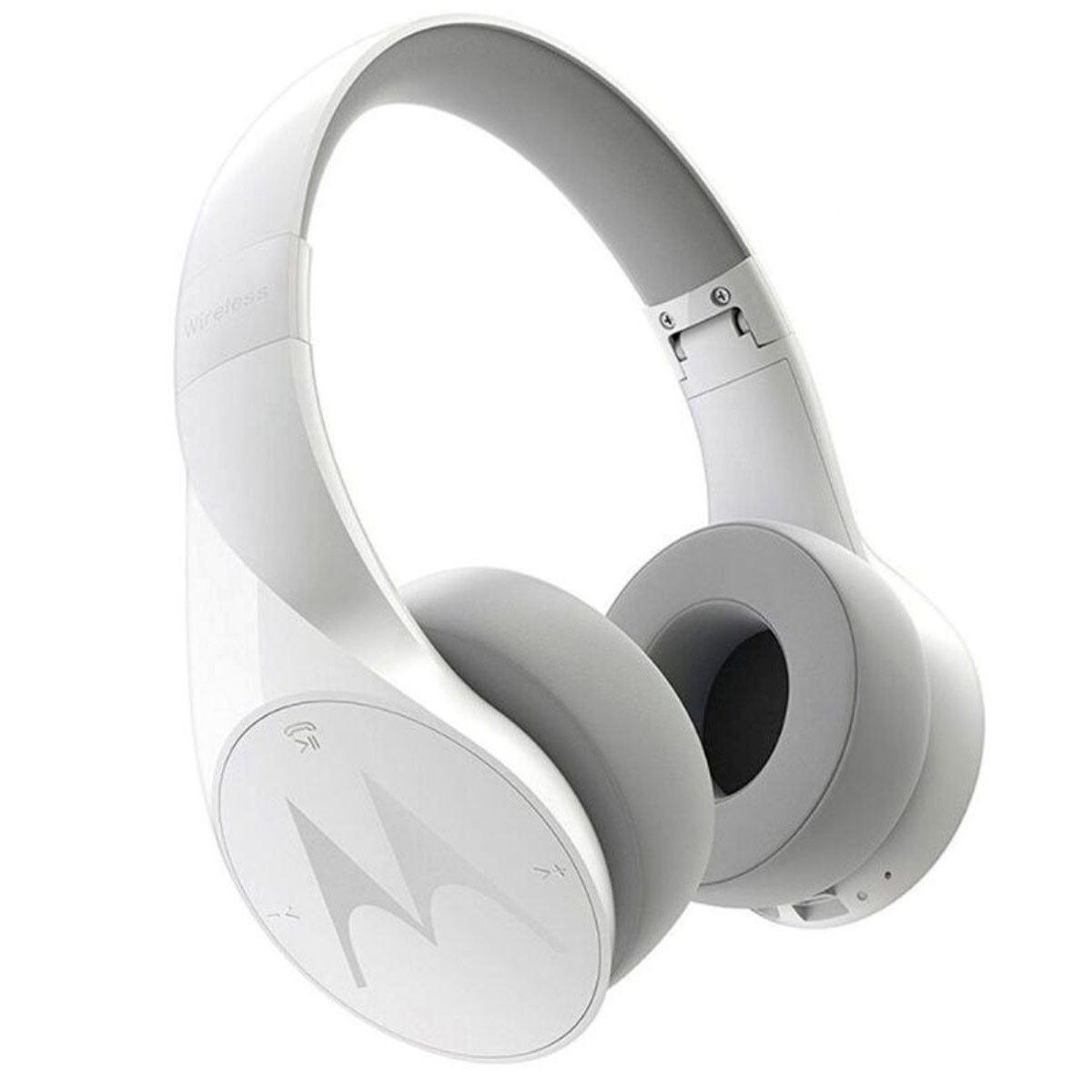 Audífonos Motorola Pulse Escape Blanco