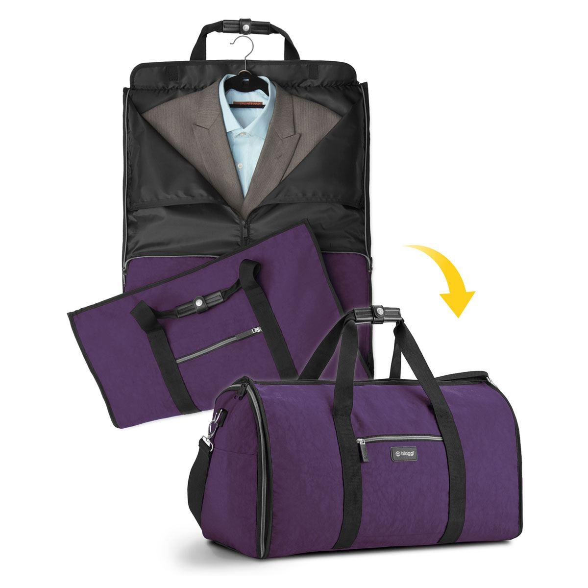 Porta traje/maleta 2 en 1 biaggi  - Sanborns