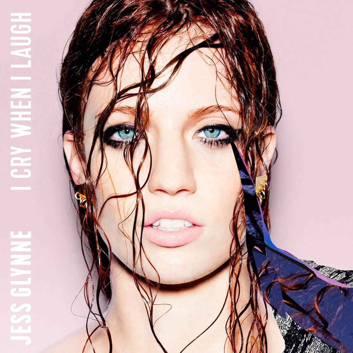 Cd jess glynne-i cry when i laugh  - Sanborns