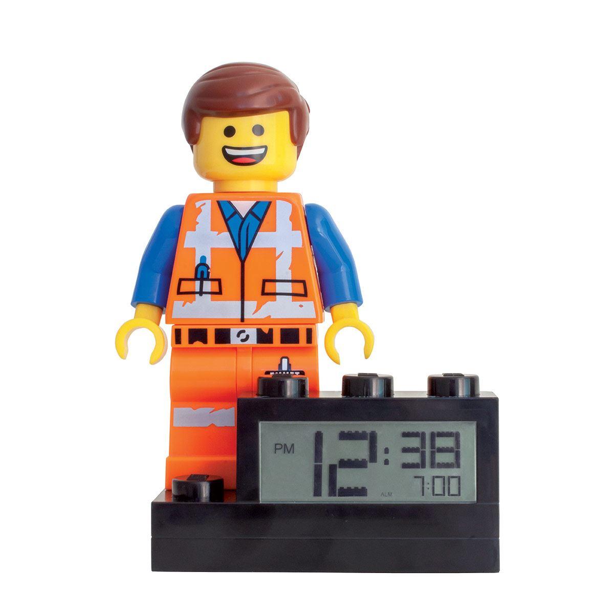 Reloj Despertador Niño Lego 9003967