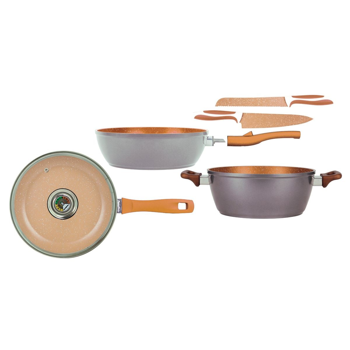 Batería master set copper  - Sanborns