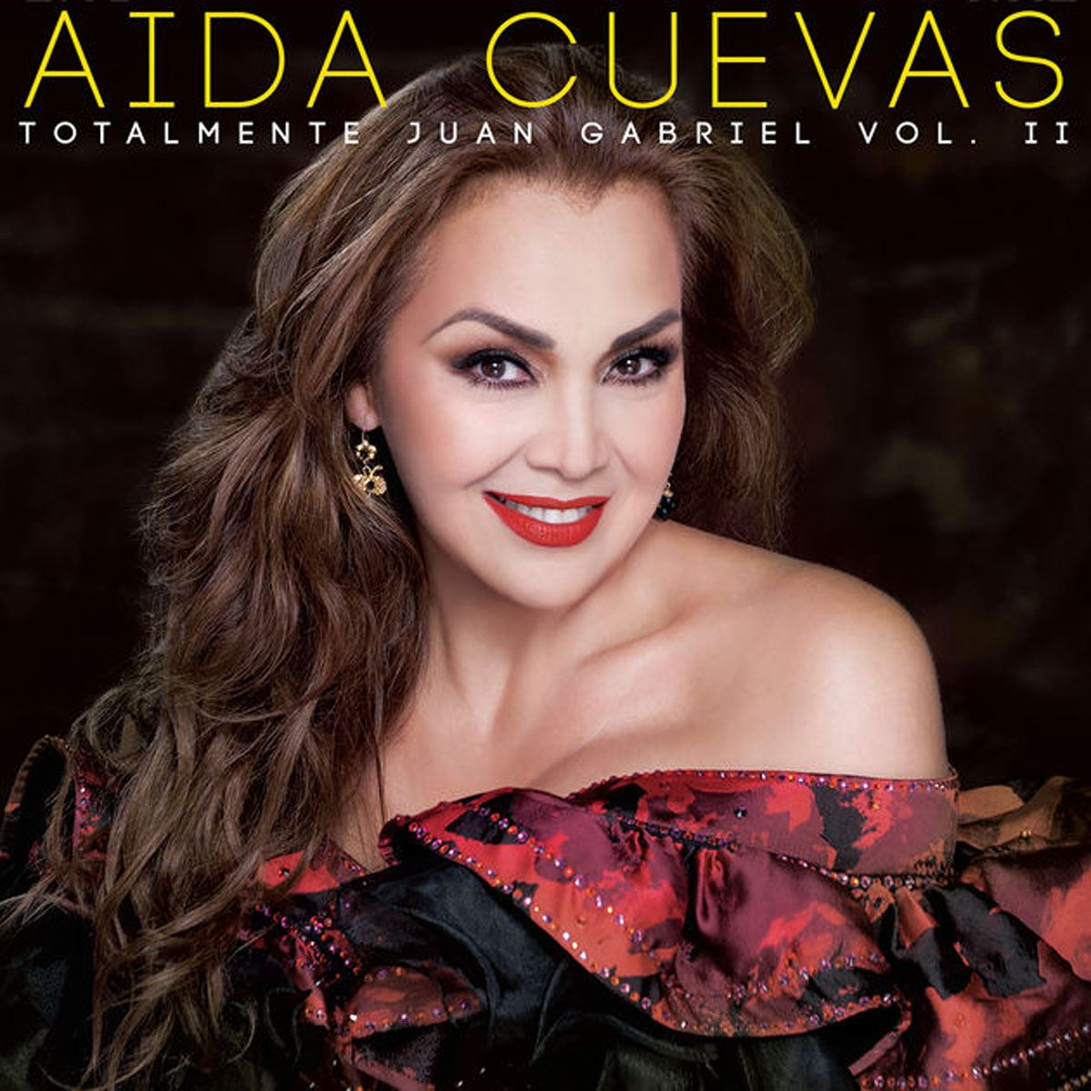 Cd aida cuevas-totalmente juan gabriel vol. 2  - Sanborns