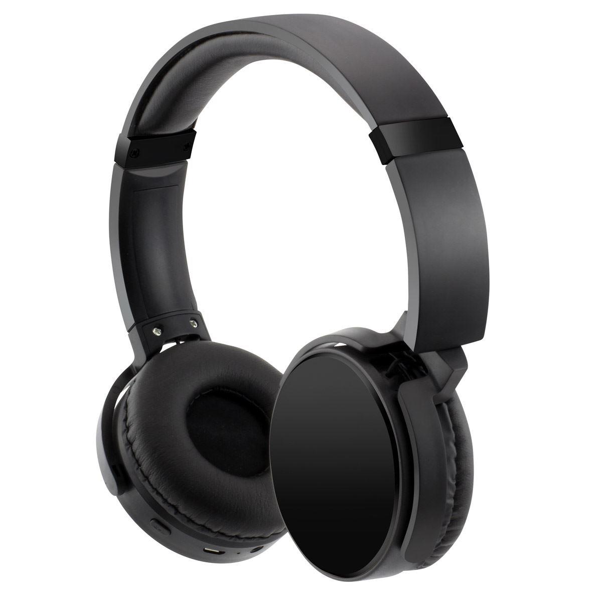 Audífonos de diadema bluetooth tipo dj onyx  - Sanborns