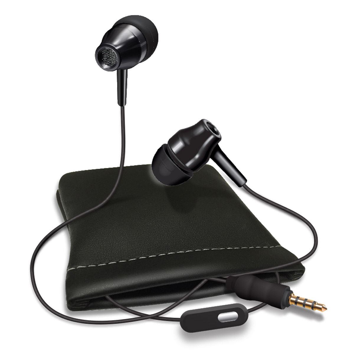Audífonos Regal c/Micrófono y Estuche
