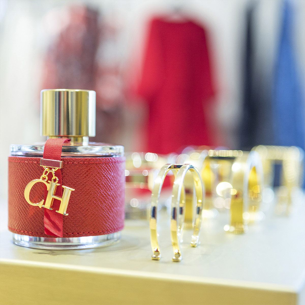 Fragancia Para Dama , Carolina Herrera, CH EDT 100ML