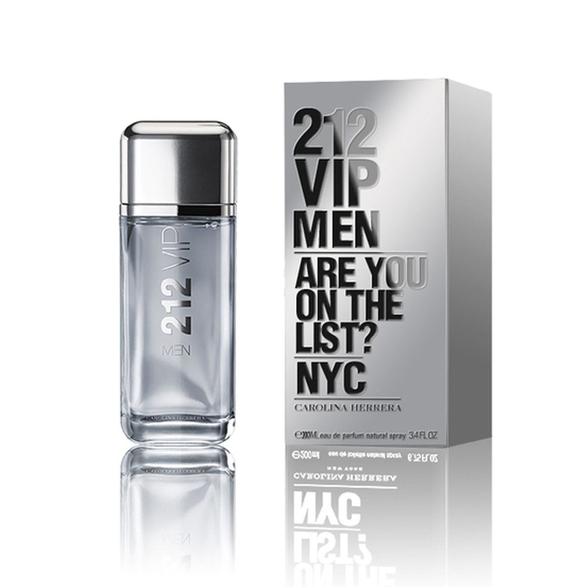 """212 VIP for Men"" de Carolina Herrera"