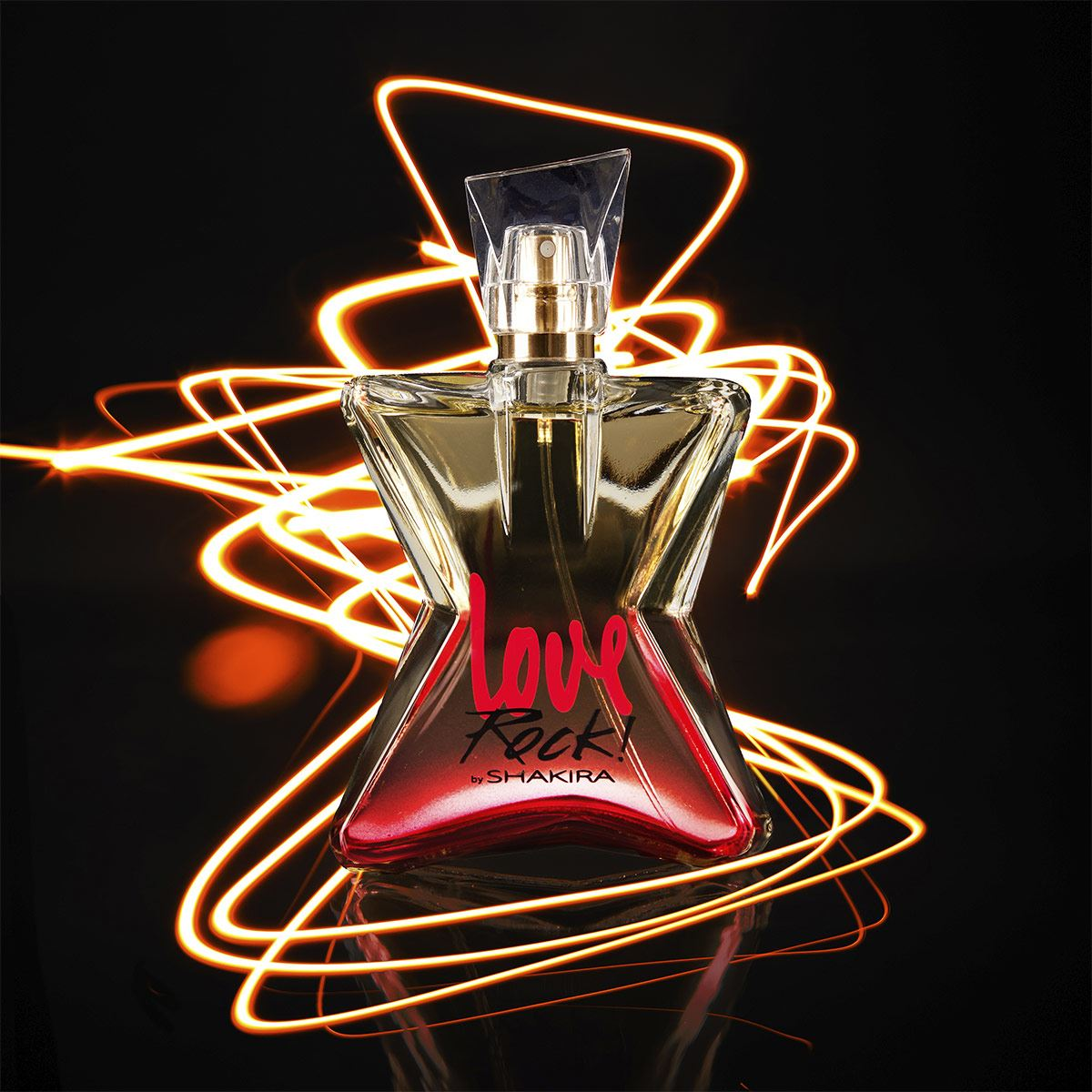Fragancia para Dama, Shakira Love Rock EDT 80ML