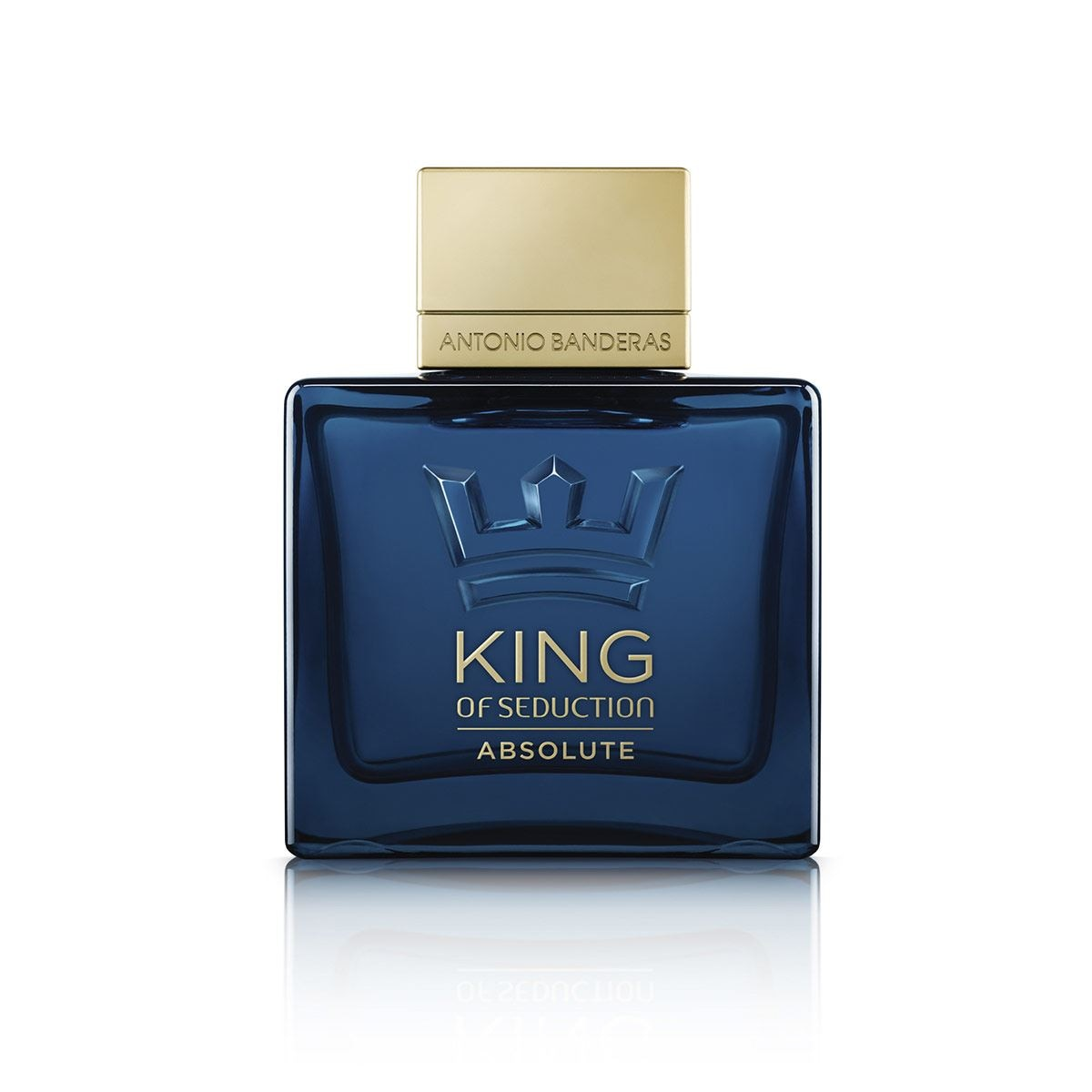 Fragancia para Caballero Antonio Banderas King of Seduction Absolute 100 ml