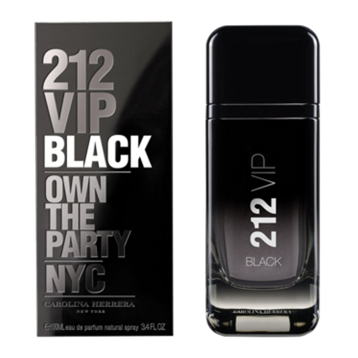 Fragancia para Caballero, Carolina Herrera 212 VIP Black EDP 100ML