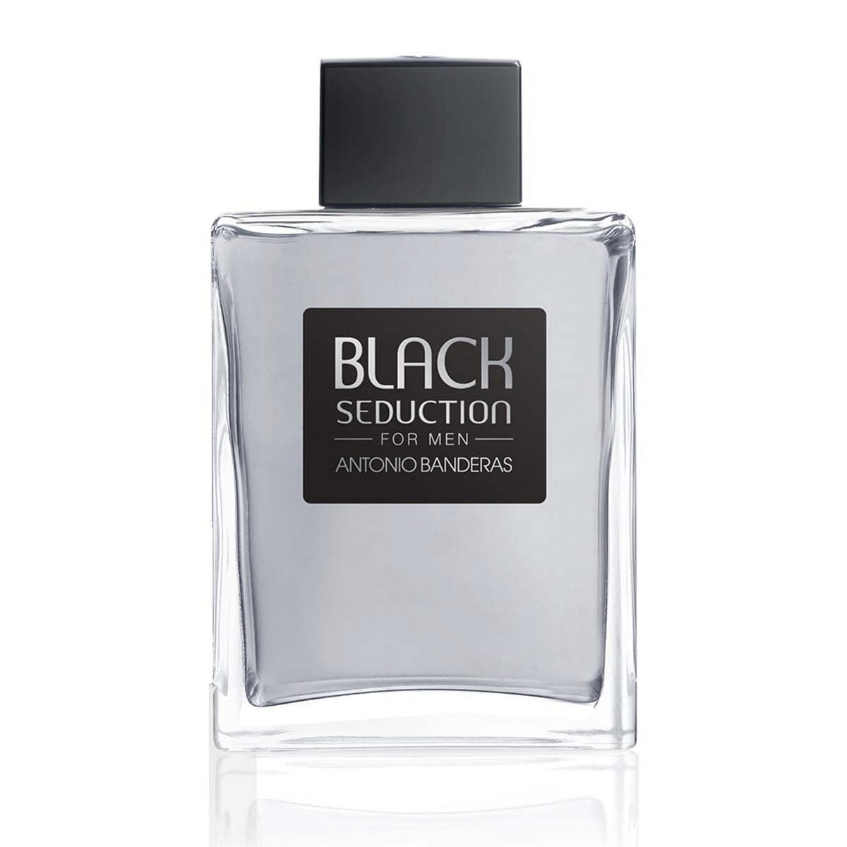 Fragancia para caballero, Antonio Banderas, Black Seduction, EDT 200ml