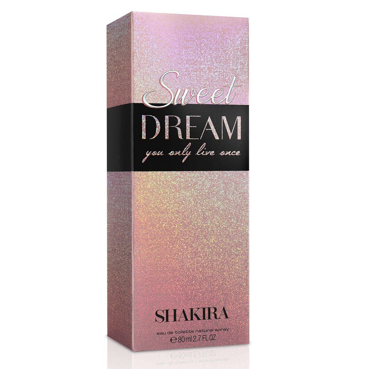 Fragancia para dama, Shakira, Sweet Dream, EDT 80ml