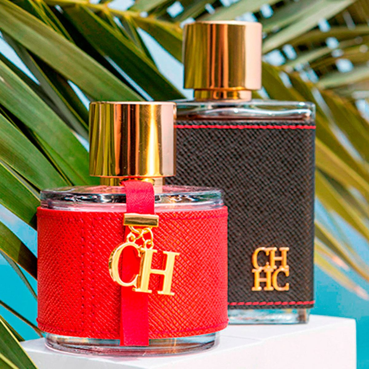 Set Para Caballero Carolina Herrera, Ch Men EDT 100ml + After Shave 100ml + Megaspray 10ml Fd20