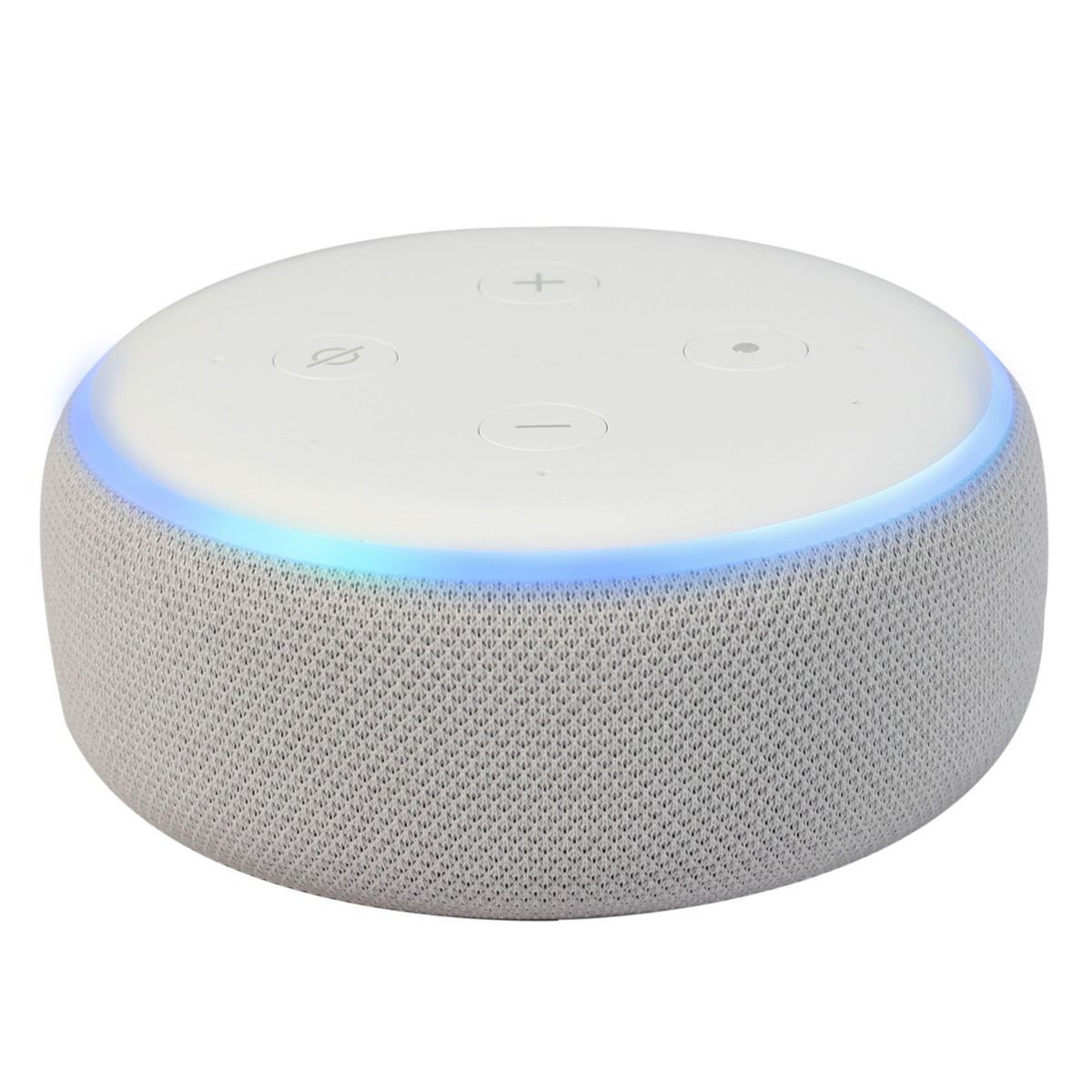 Echo Dot Smart Speaker Alexa Blanco