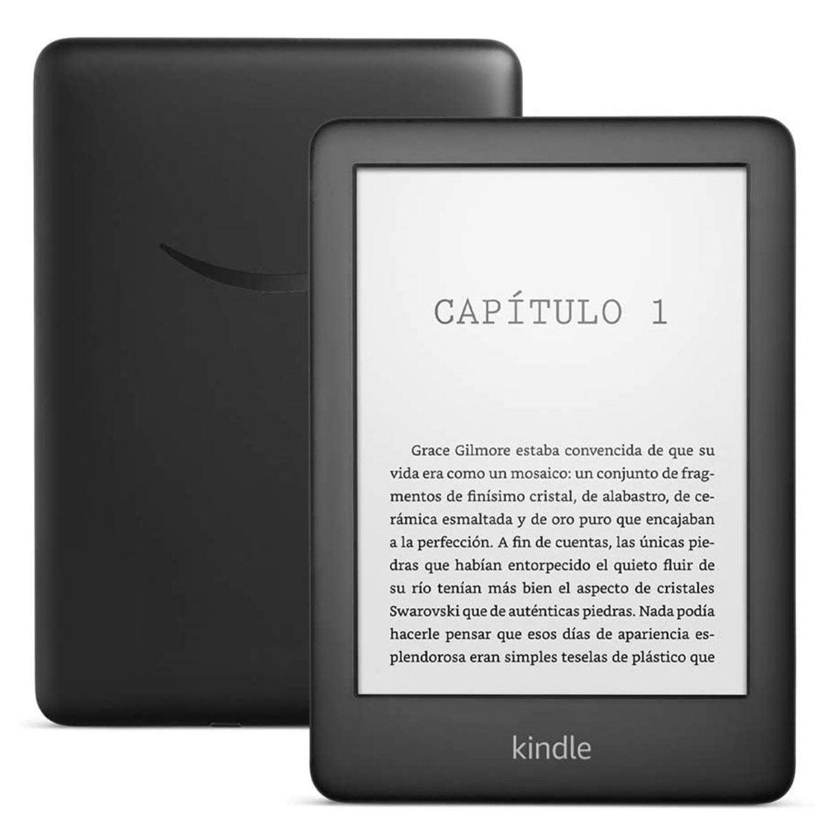 Libro Electrónico Kindle 10° Generación Negro