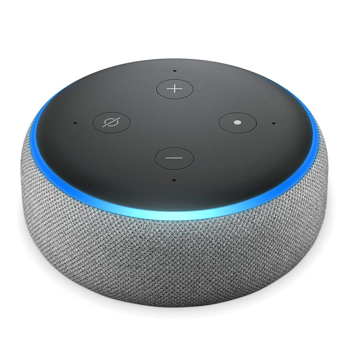 Echo Dot Smart Speaker Alexa Gris