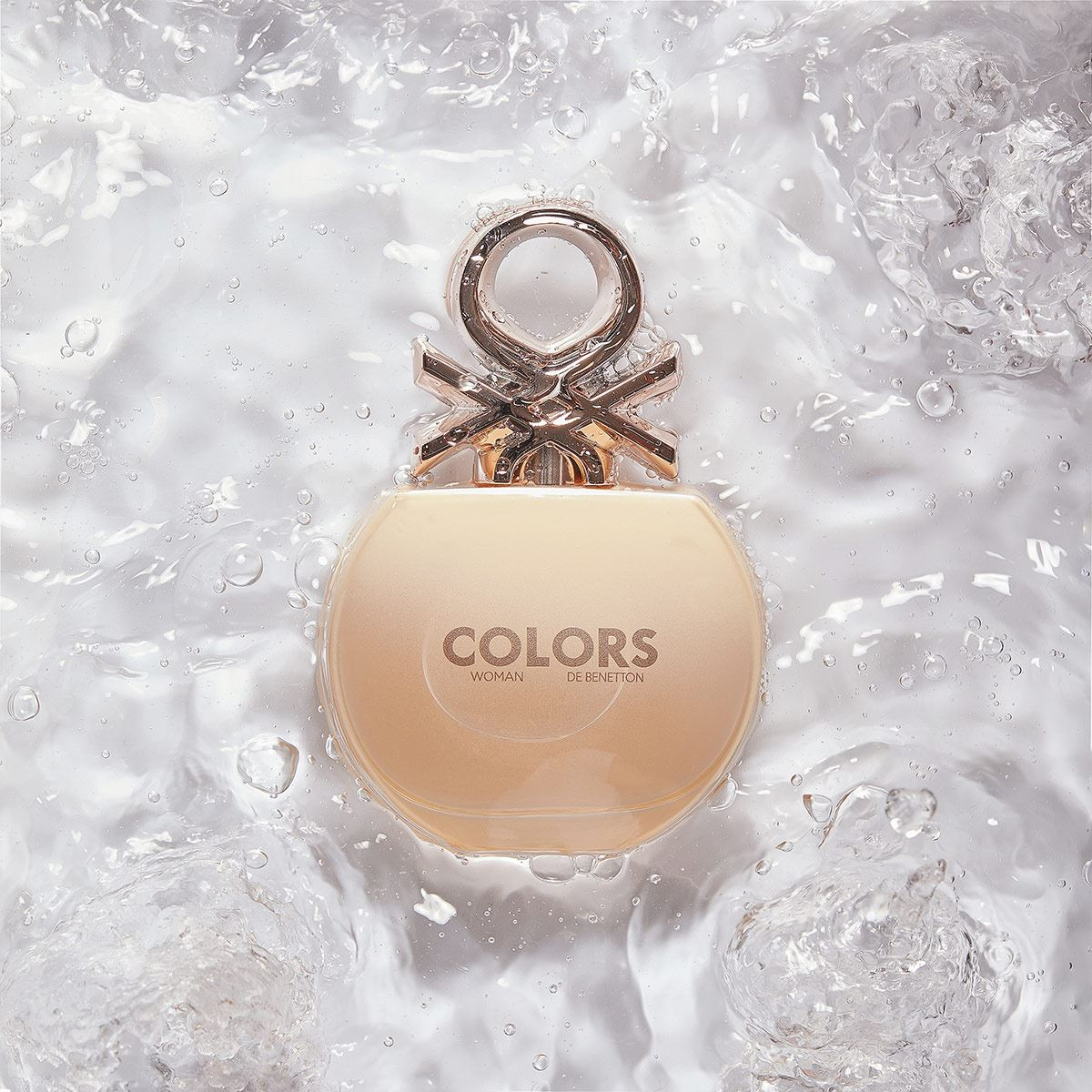 Fragancia para Dama, Benetton Colors Rose EDT 80 ml