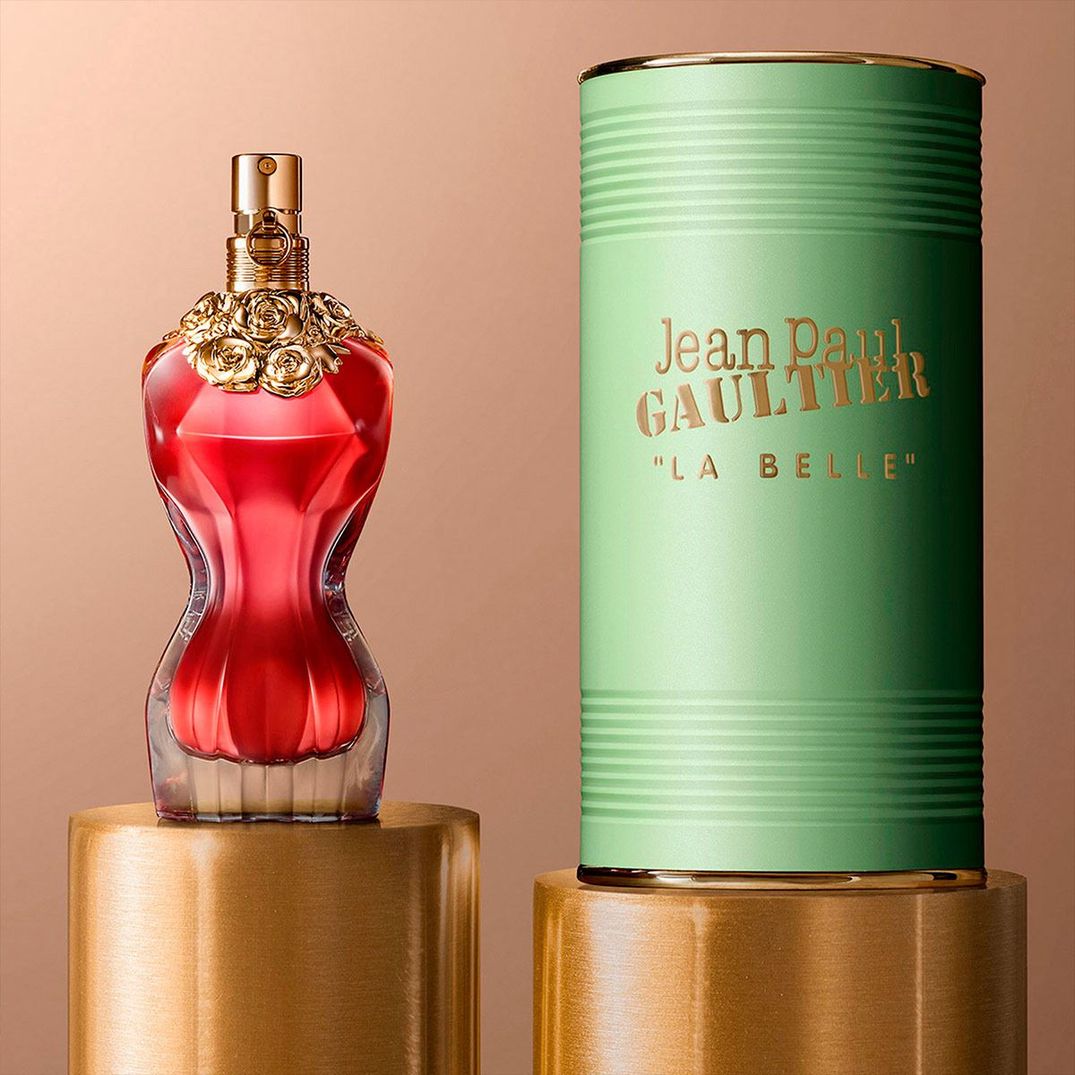 Set para dama, Jean Paul Gaultier, Le Belle, EDP 100ML + Travel spray 10ML