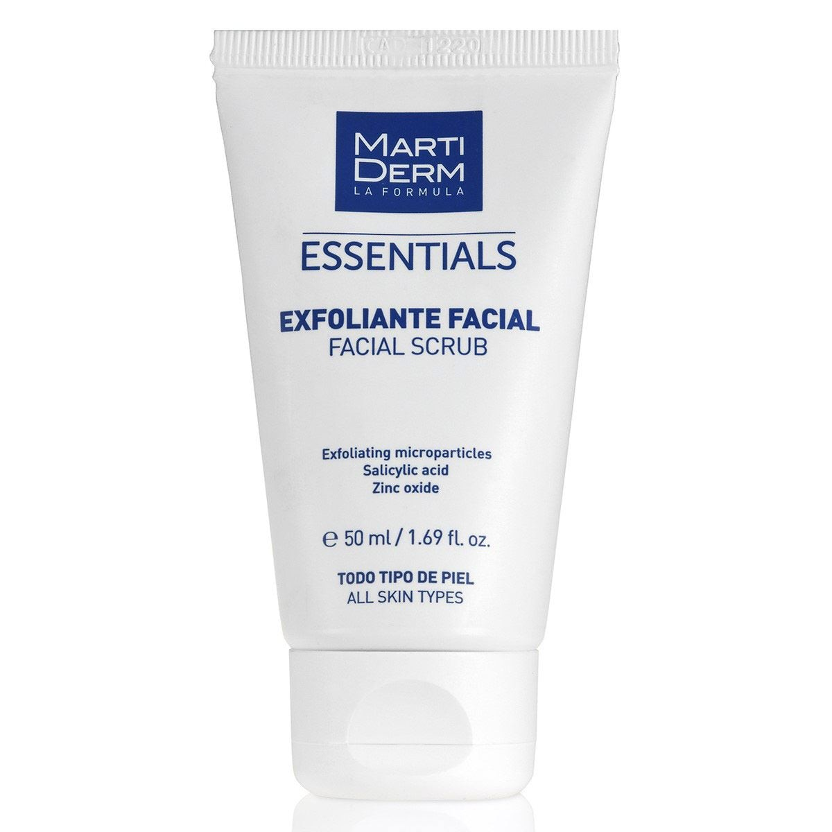 Md  Exfoliante Facial-50 ml