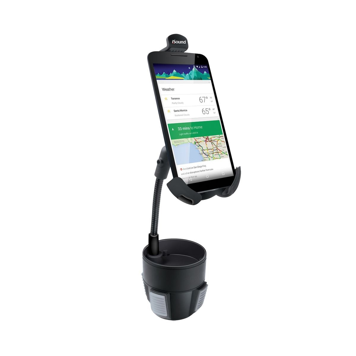 Universal cup holder mount  - Sanborns