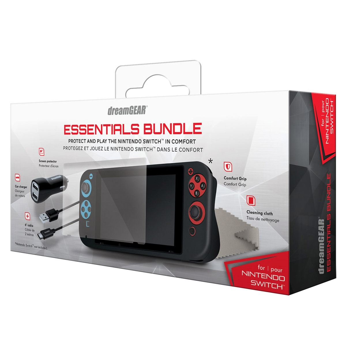 Bundle Essentials para Nintendo Switch