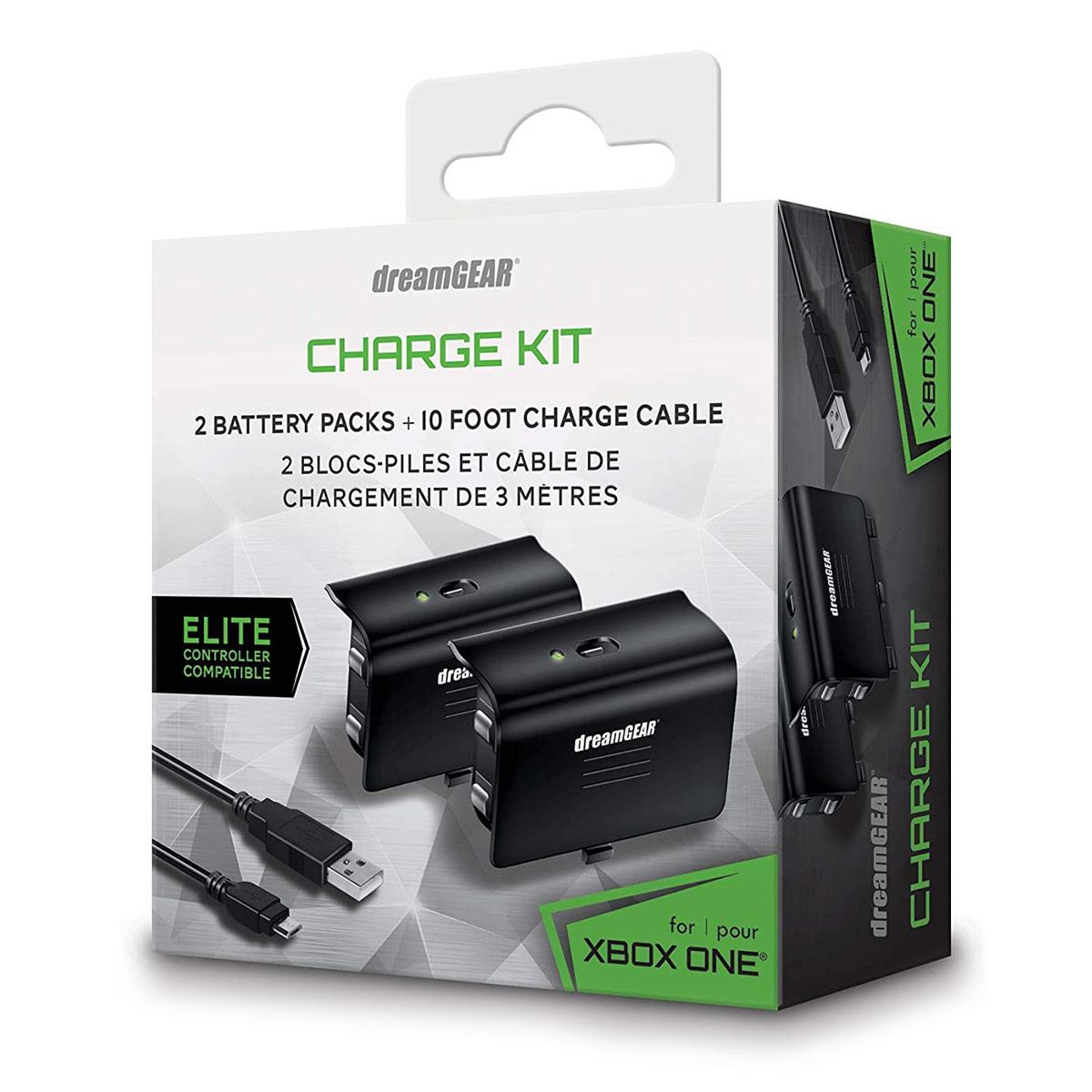 Xbox One Charger Kii Pack Duo