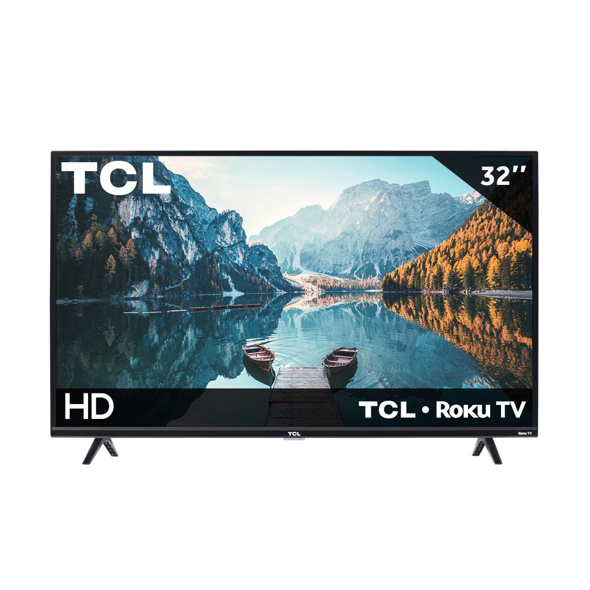 "Pantalla  TCL 32"" HD Smart TV (Roku TV) 32S331-MX"