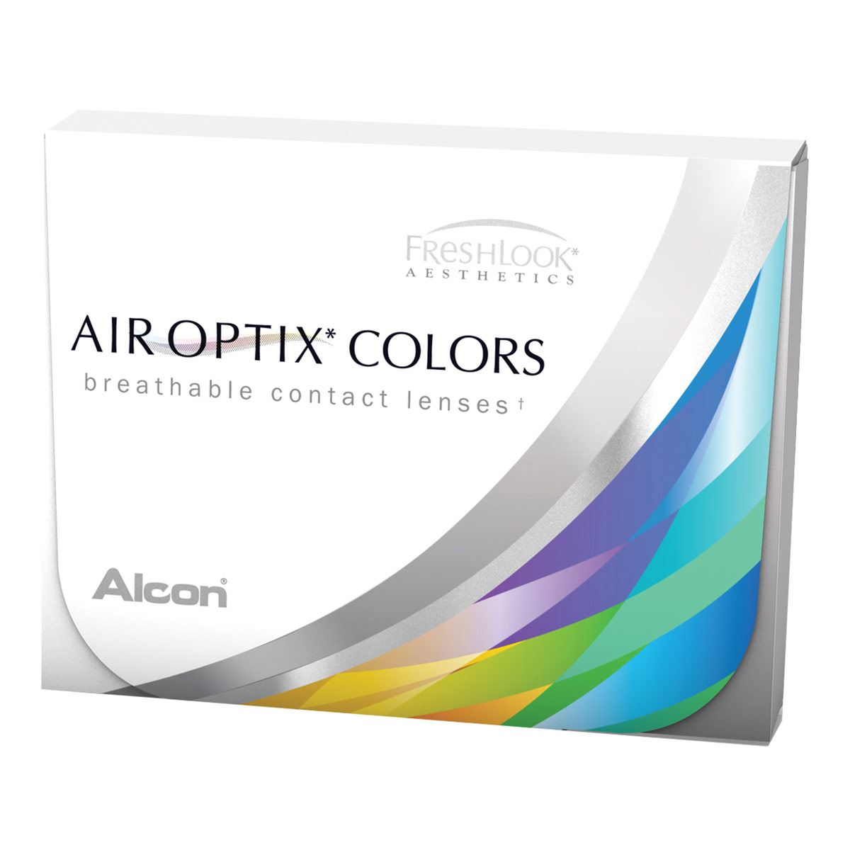 Air Optix Colors azul Alcon