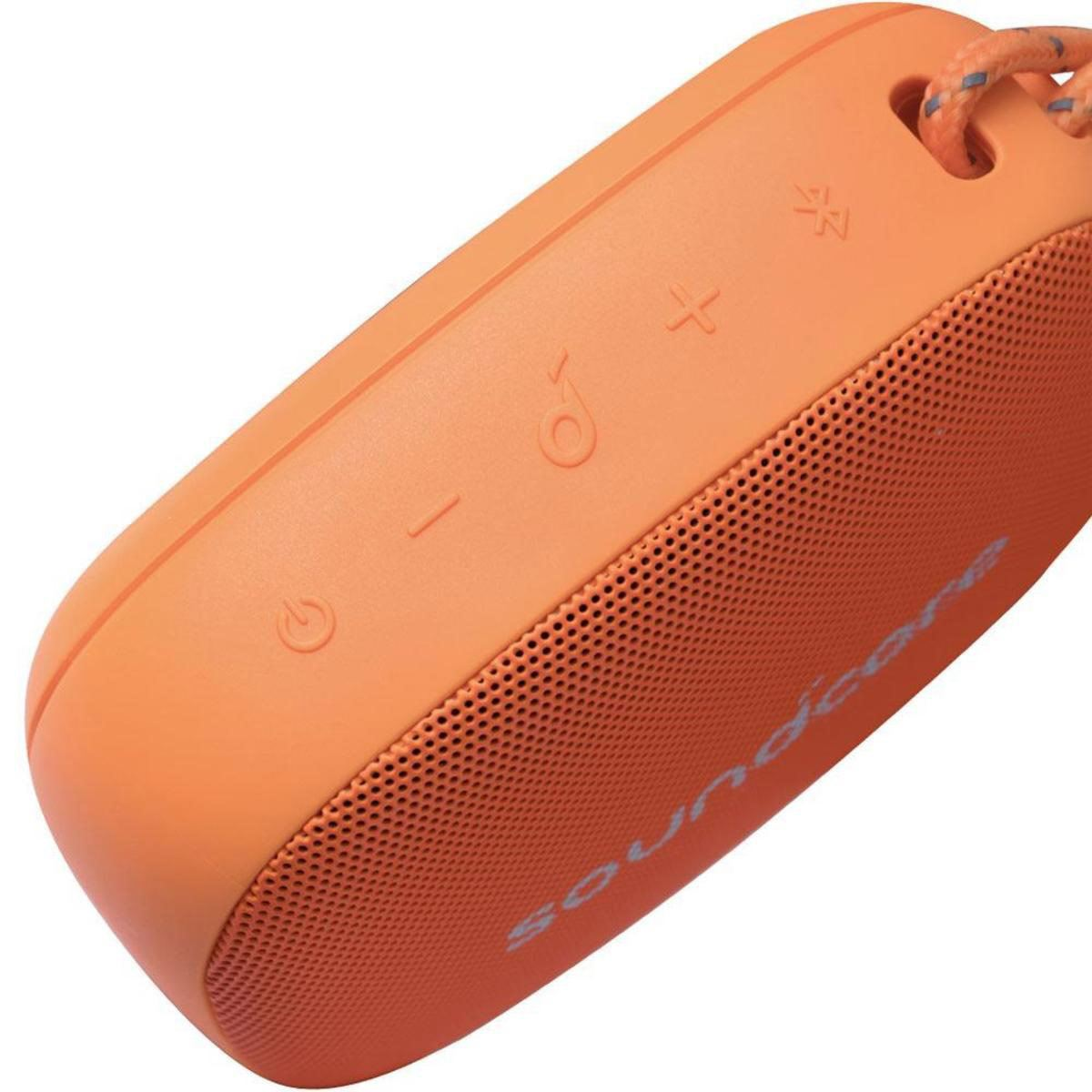 Bocina Inalámbrica Bluetooth Icon Mini Naranja