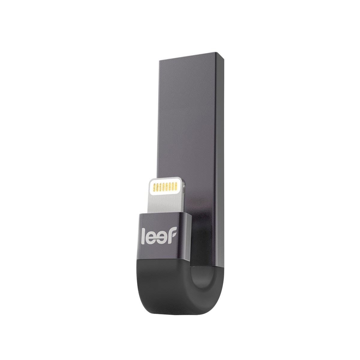 USB Leef Ibridge 3 Black 16GB