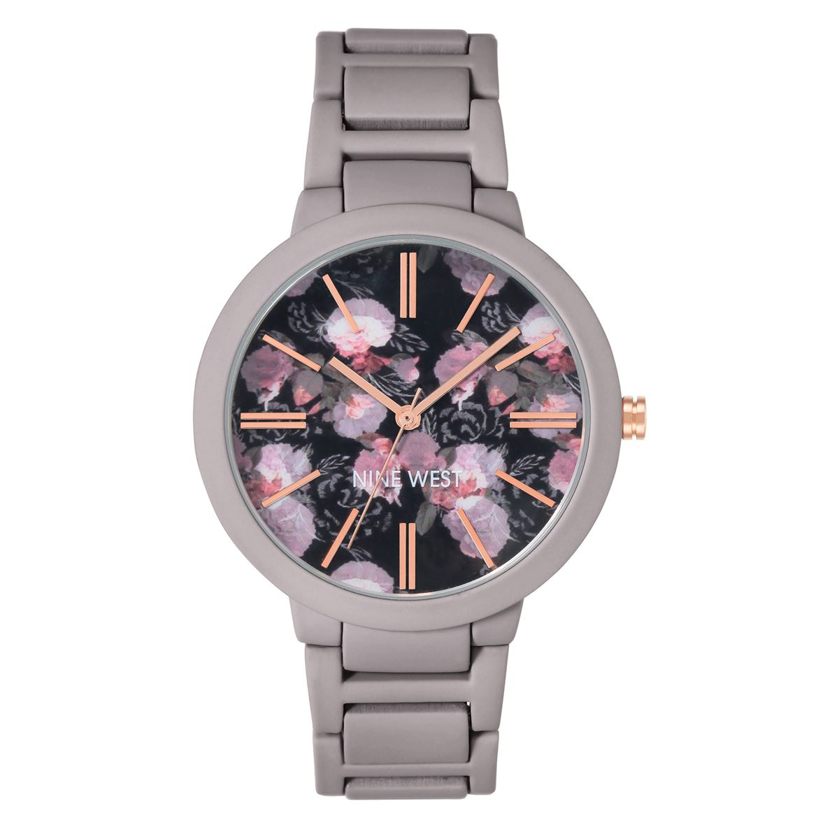 Reloj Nine West Dama NW2096BKGY