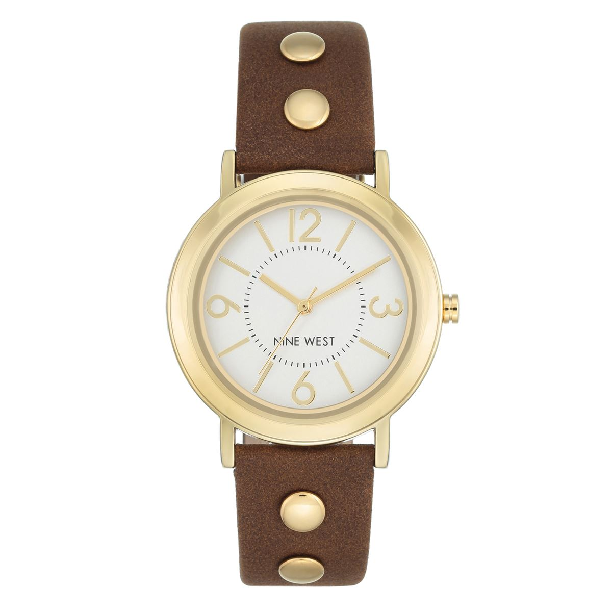 Reloj nine west dama nw2058svbn  - Sanborns