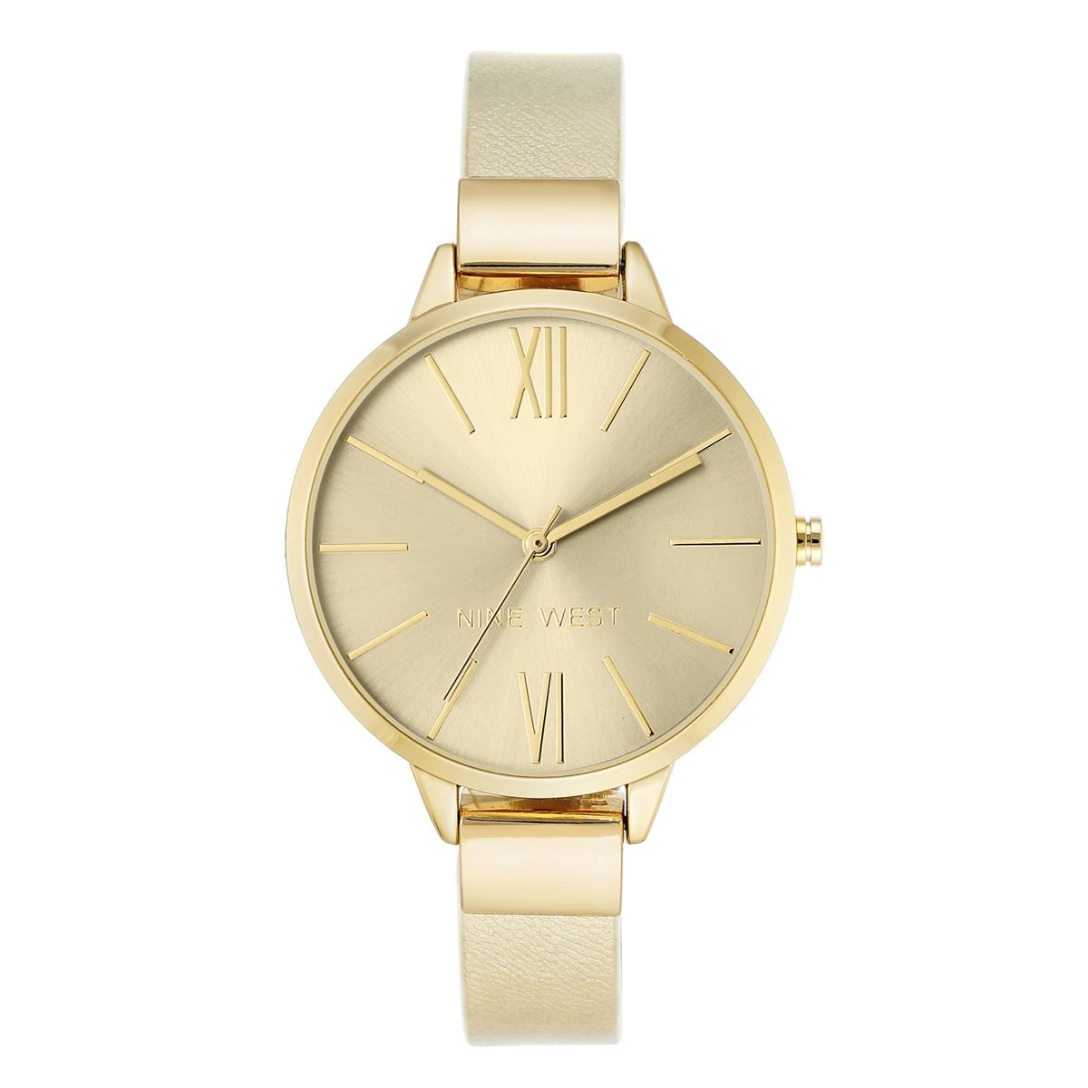 Reloj nine west dama nw2068chgd  - Sanborns
