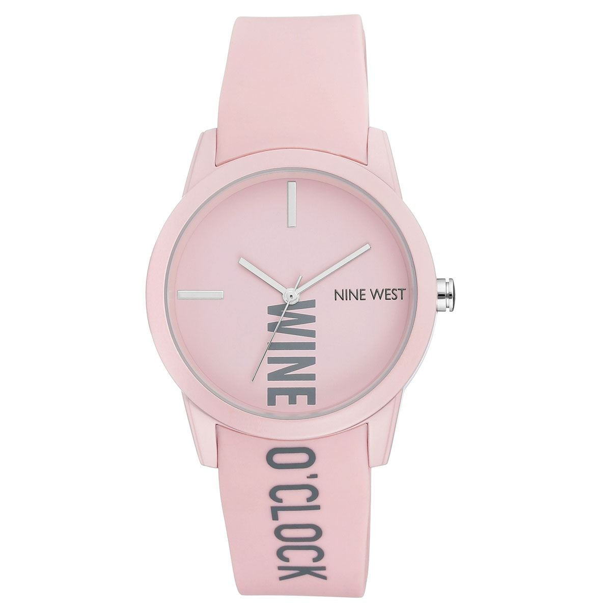 Reloj nine west nw2131pkpk dama  - Sanborns