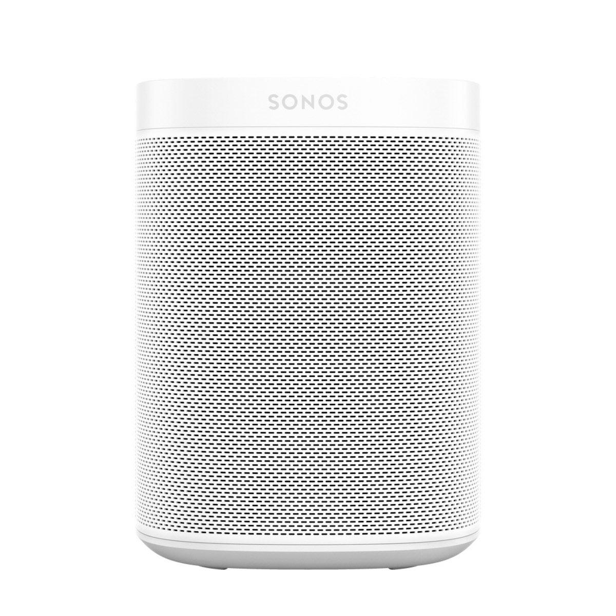 Bocina Sonos One Generación 2 Blanca