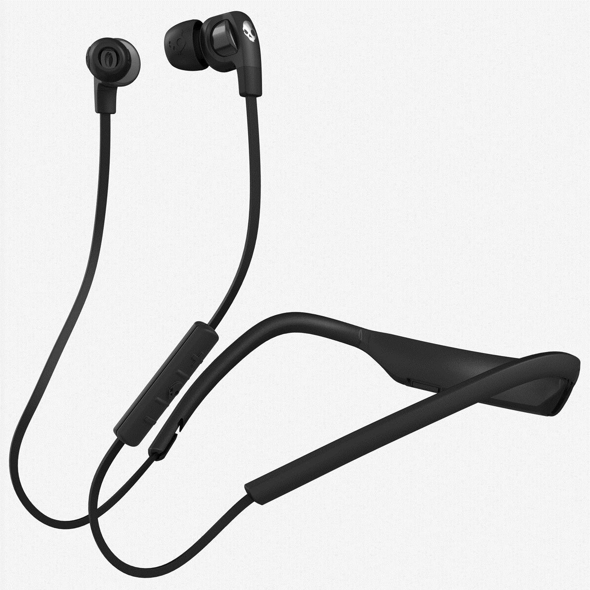 Audífonos skullcandy smokin buds 2 bluetooth negro  - Sanborns