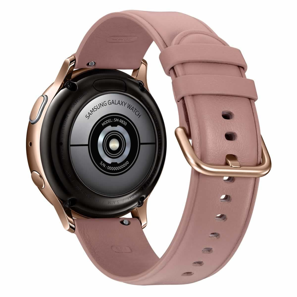 Galaxy Watch Active 2 Rosa Oro Samsung