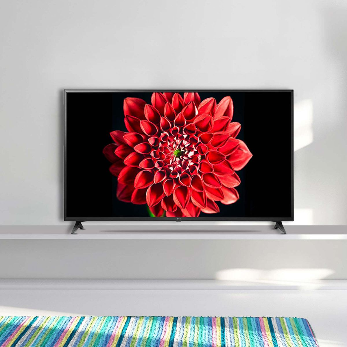 Pantalla LG UHD TV AI ThinQ 4K 49