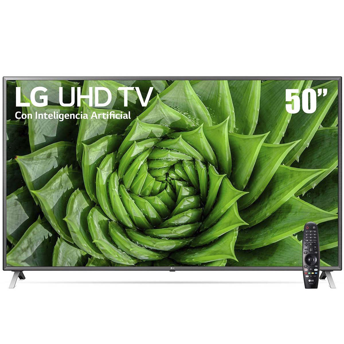 Pantalla LG UHD TV AI ThinQ 4K 50