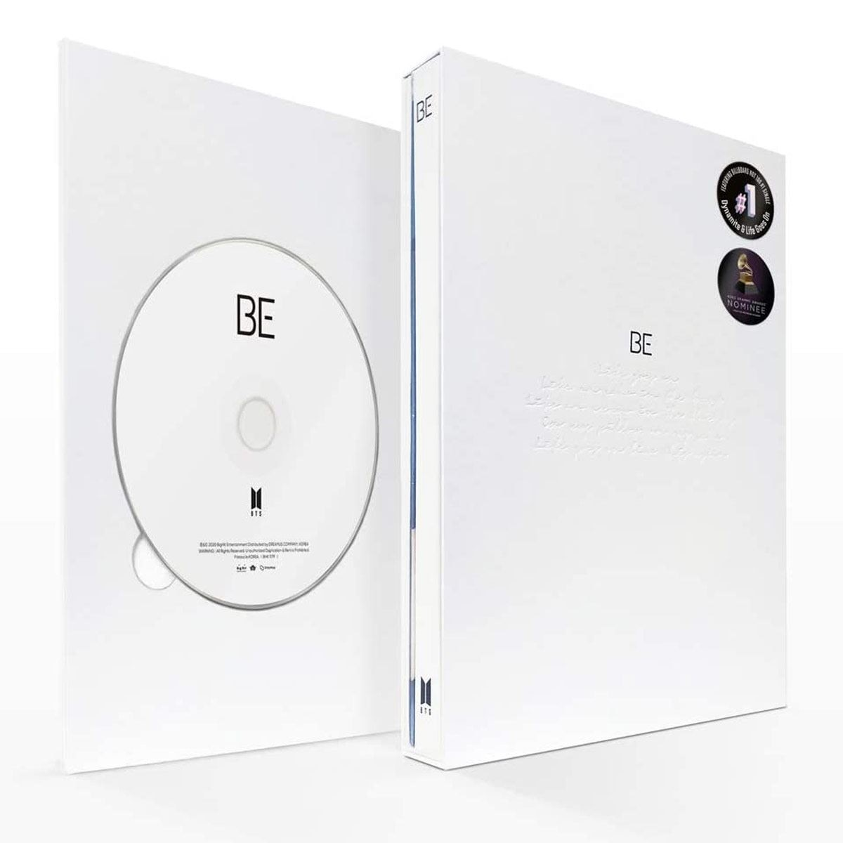 CD BTS - Be Essential Edition