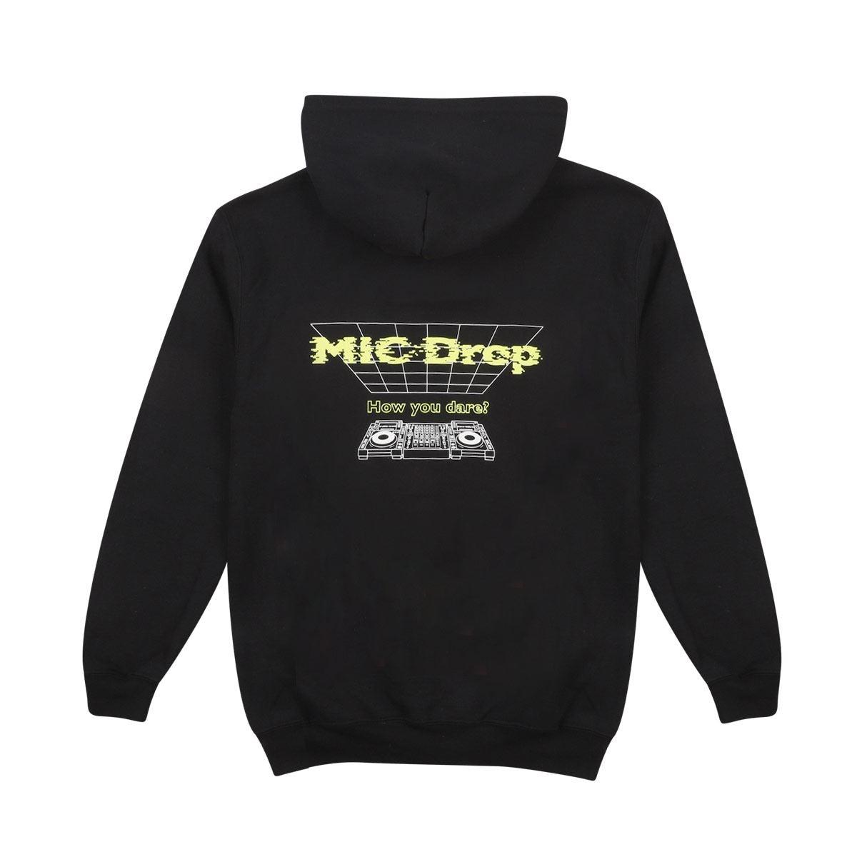 Sudadera con capucha bts mic drop 001 extra grande / BTS micdrop hoodie 001 xl