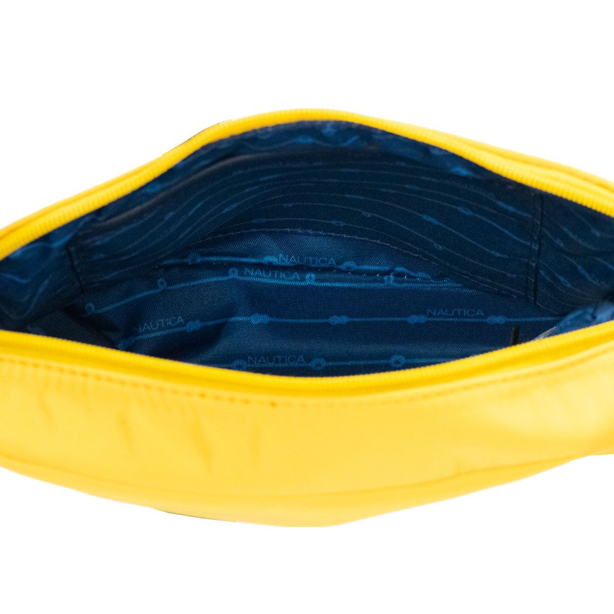 Bolso Back Pack Nautica Amarilla Modelo A01852