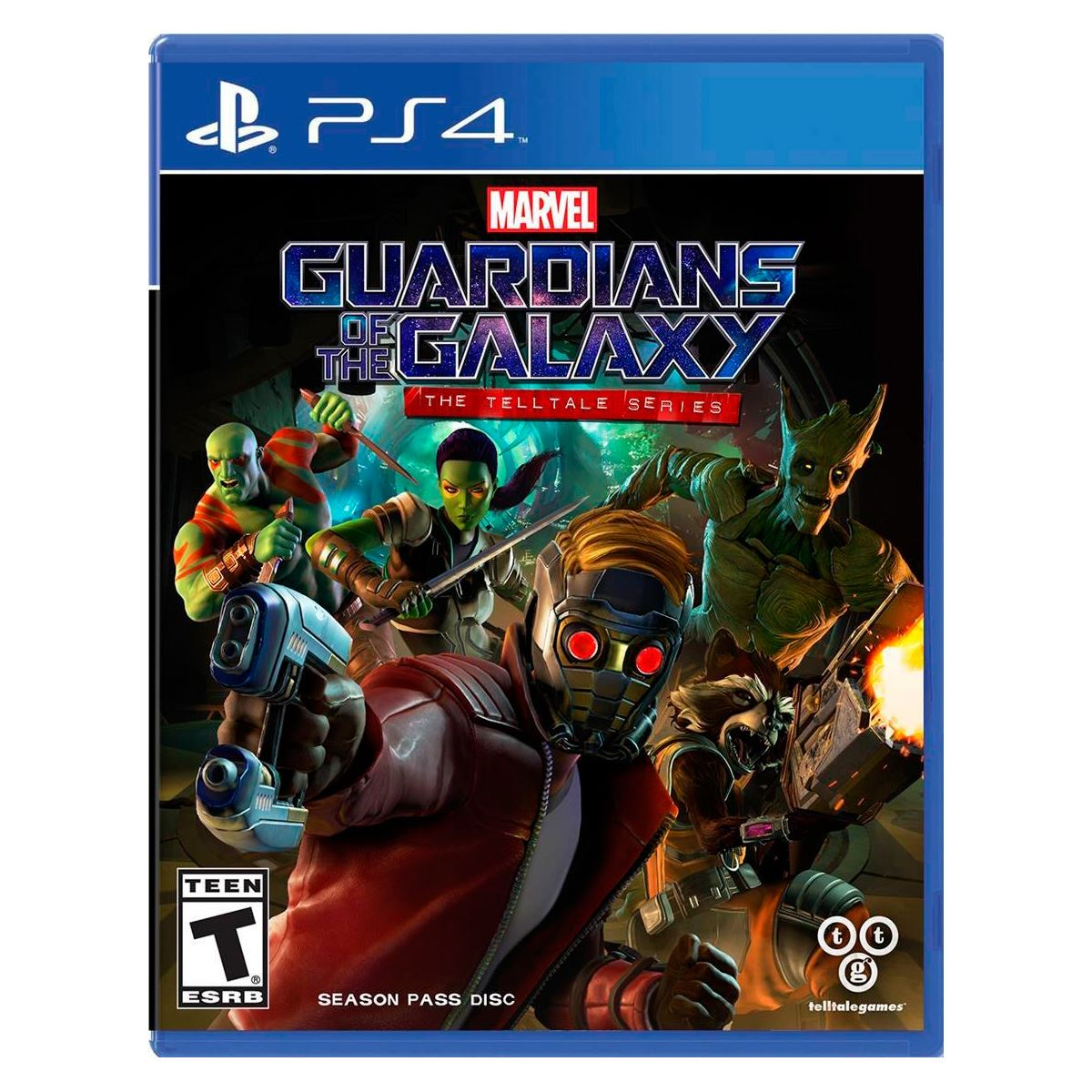 Ps4 guardians of the galaxy  - Sanborns