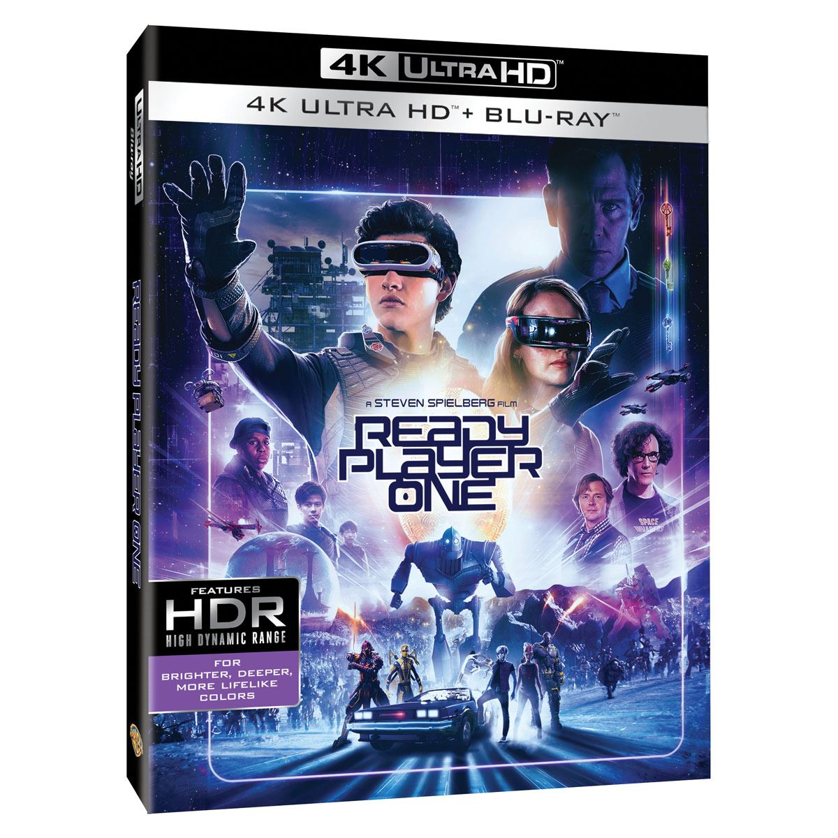 BR 4K Ready Player One