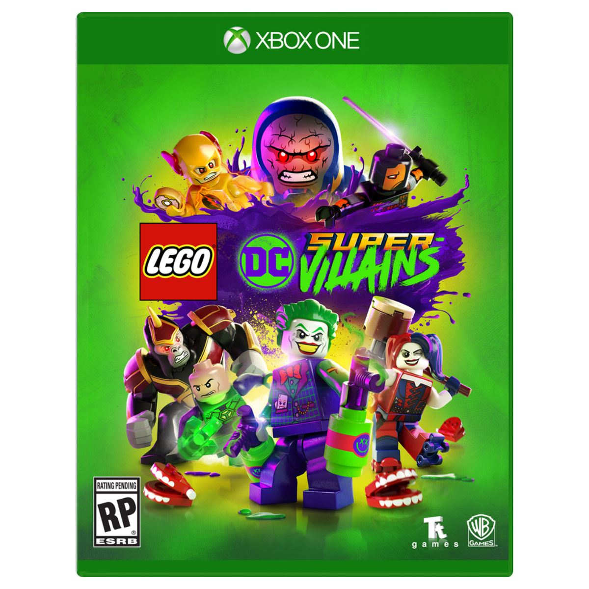 Xbox One Lego DC Supervillains