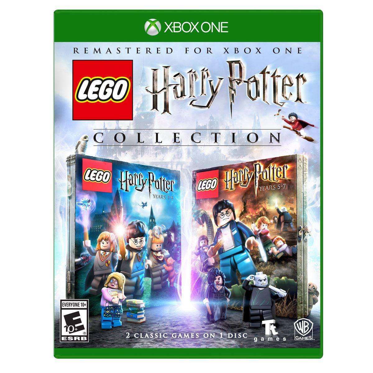 Xbox One Harry Potter Collection Sanborns