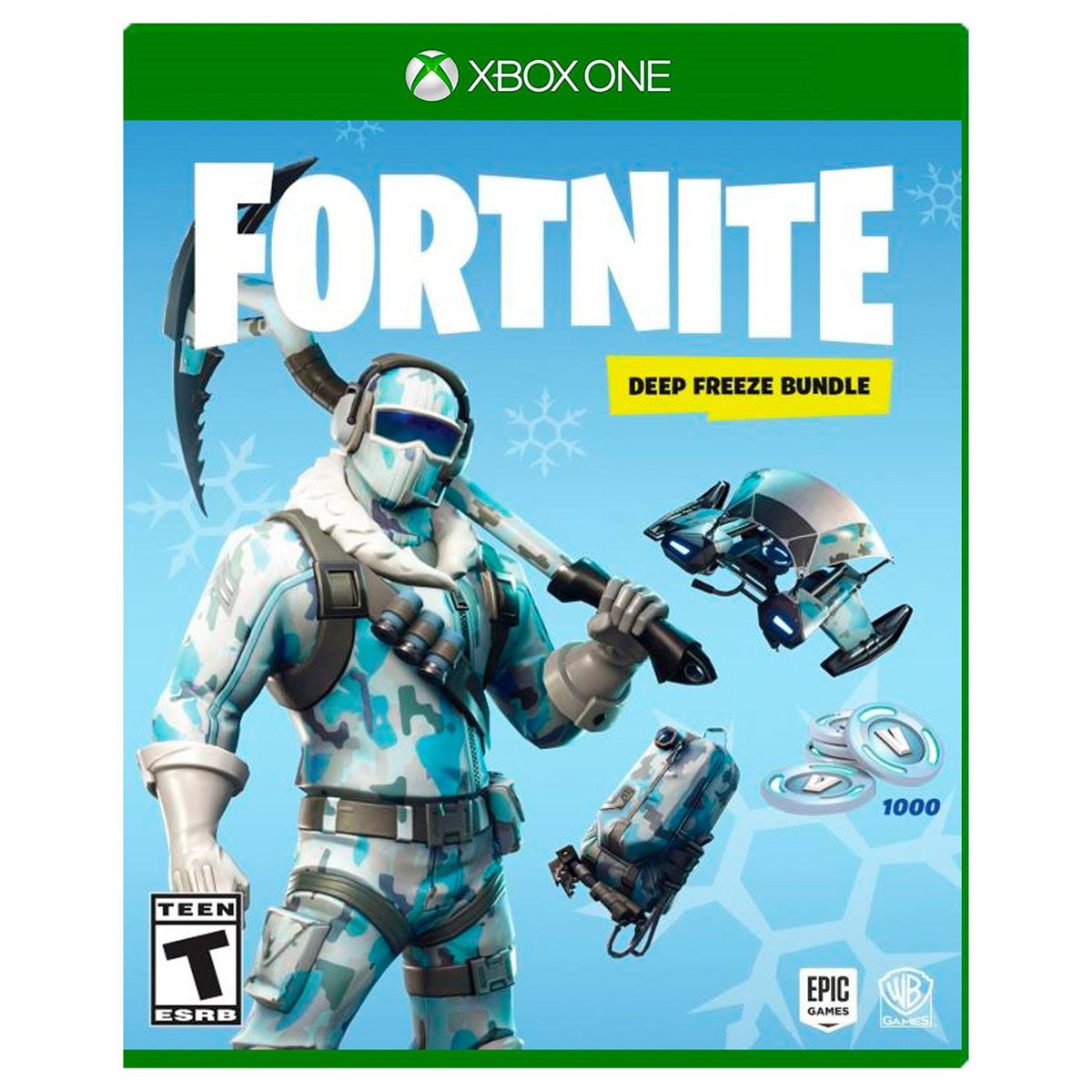 Xbox one fortnite deep freeze bundle  - Sanborns