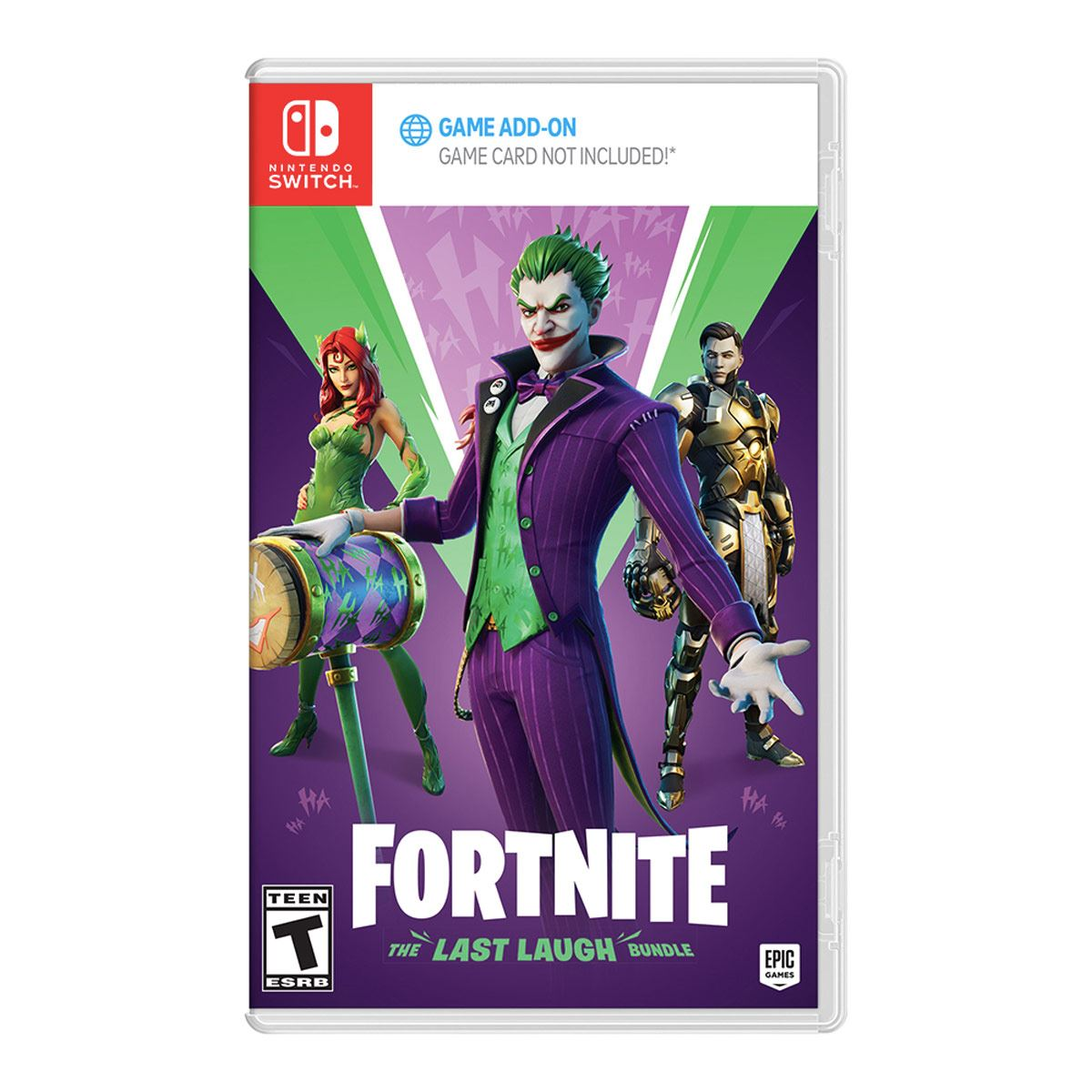 NSW Fortnite DC