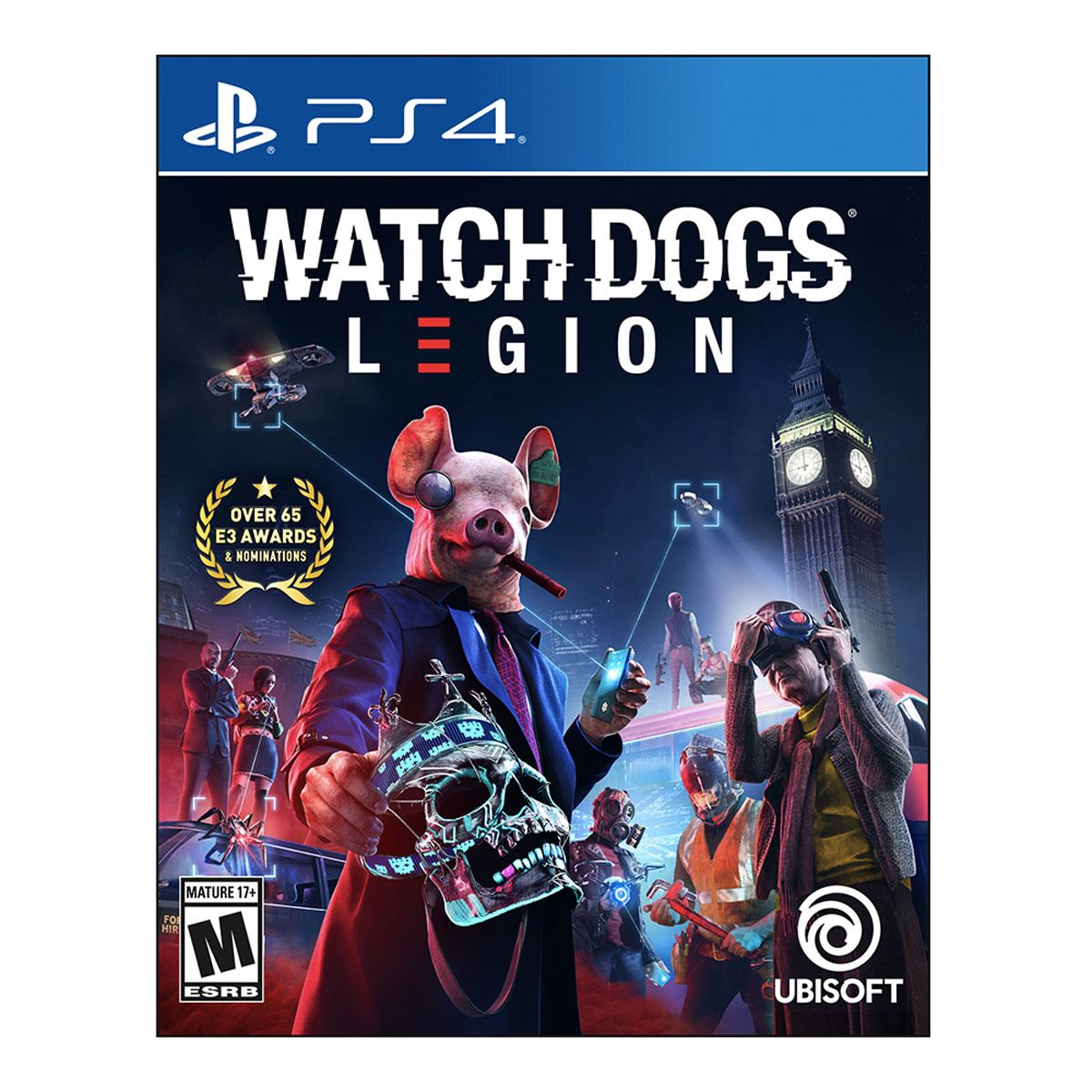PS4 Watch Dogs Legion Limited Edition