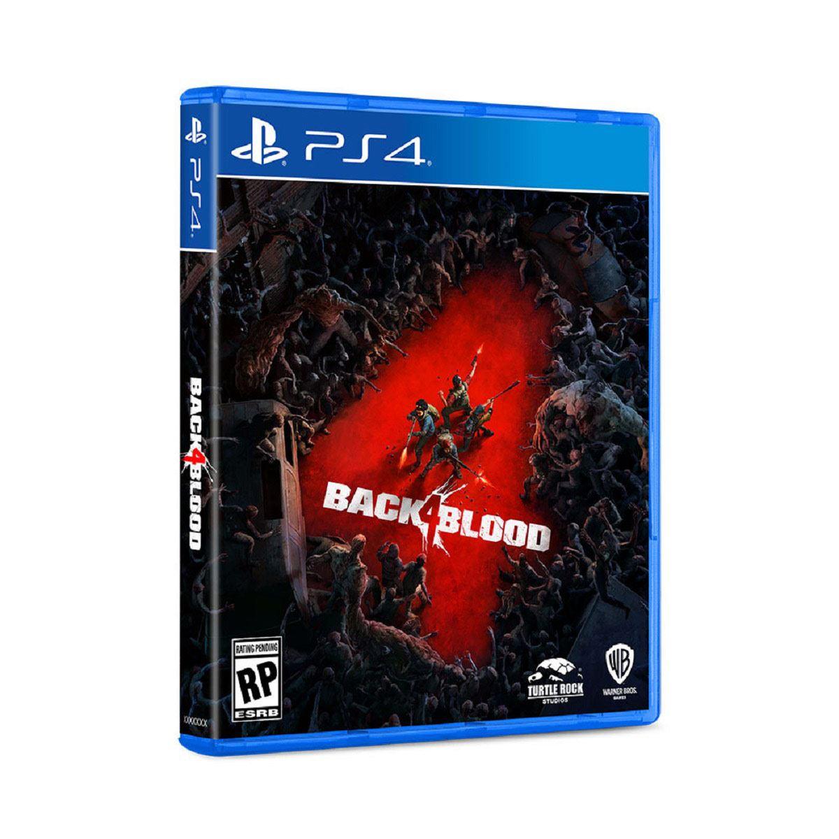 Preventa PS4 Back 4 Blood